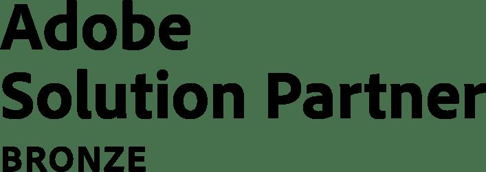 adobe solution partner bronze